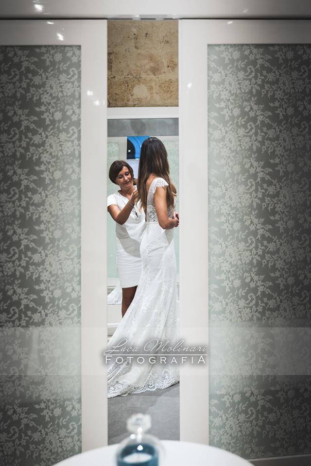 quanto costa l'abito da sposa