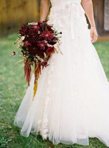 fiori per matrimonio autunno