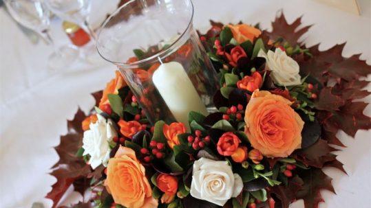 fiori per matrimonio autunnale