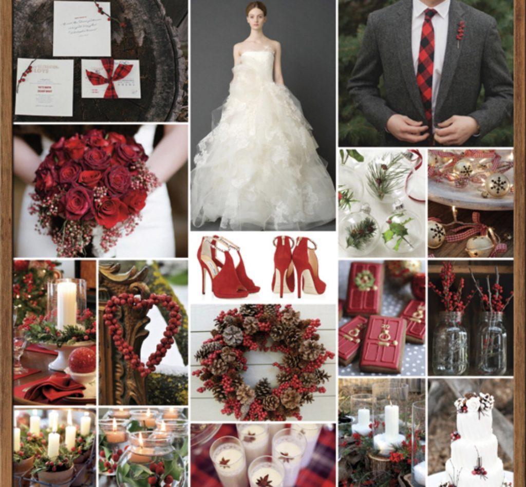 colori matrimonio invernale