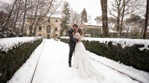 colori per matrimonio invernale