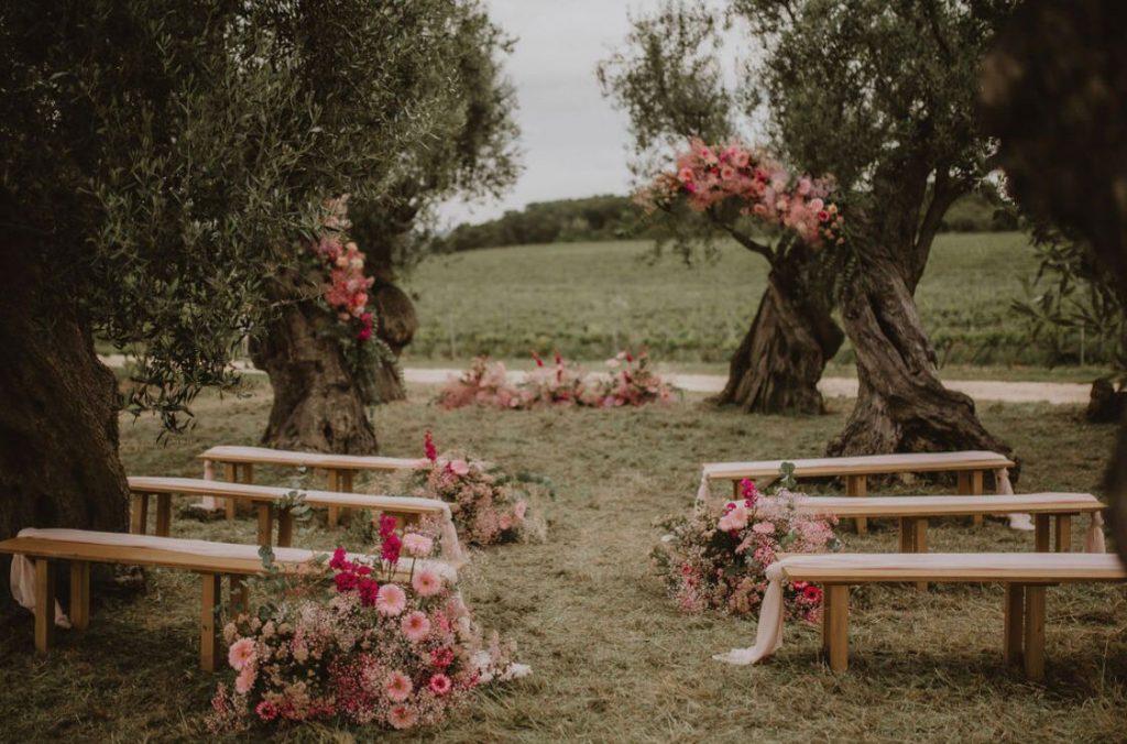 matrimonio da favola