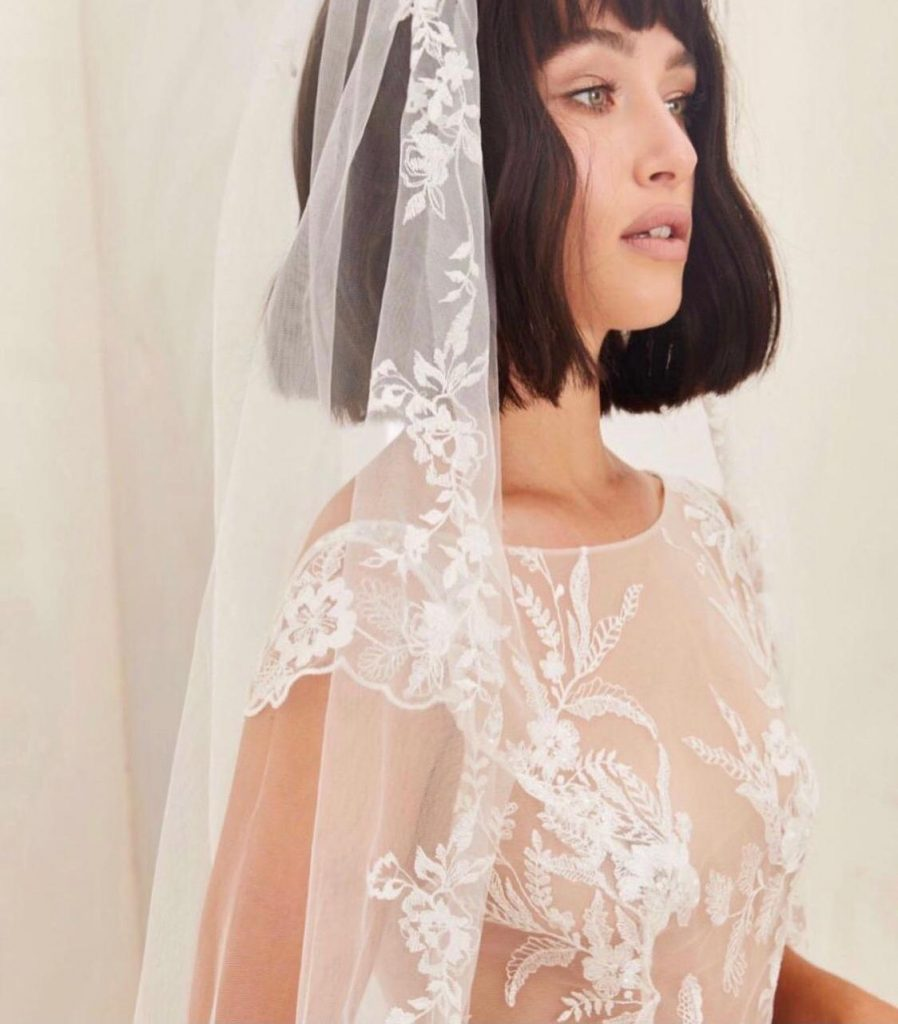 velo della sposa
