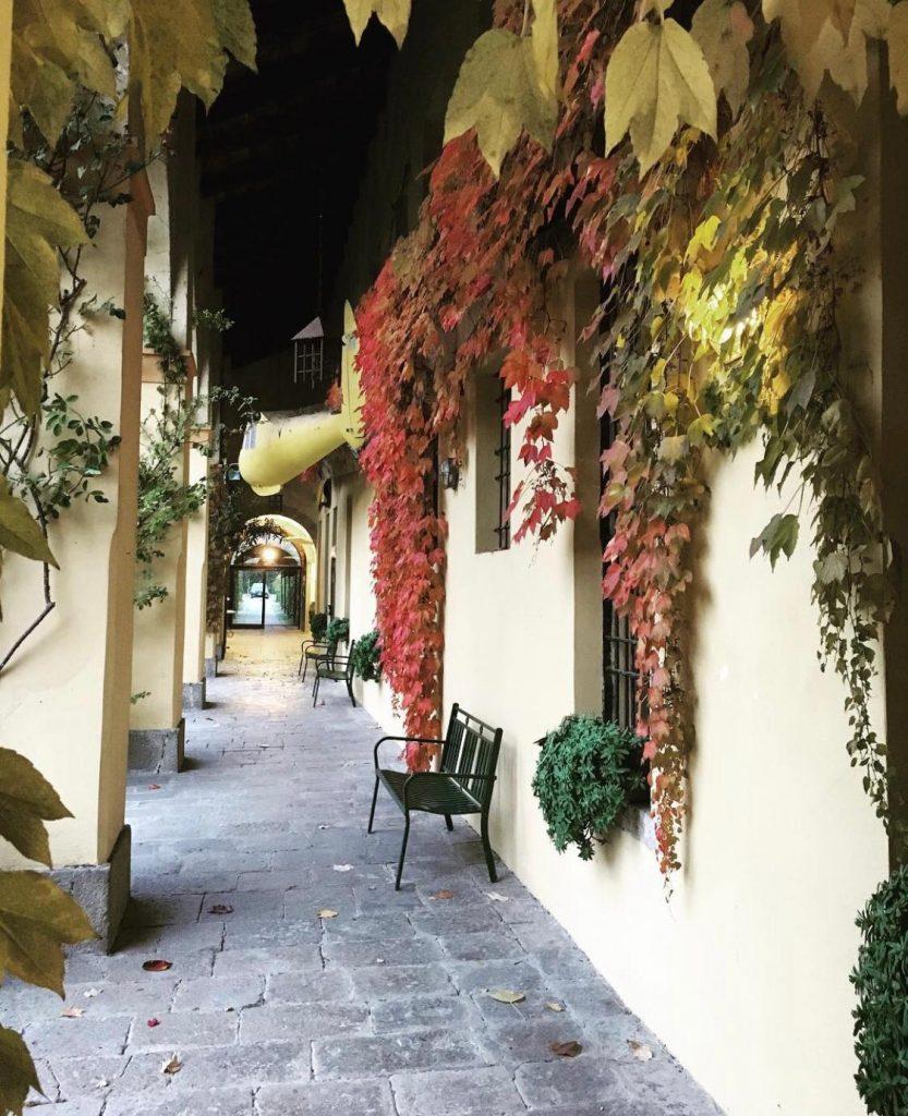 location matrimonio autunno